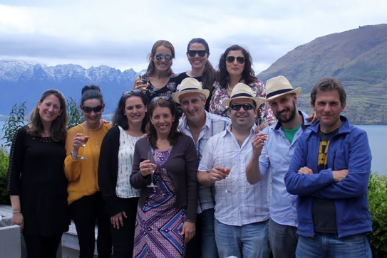 pacific planners equipo